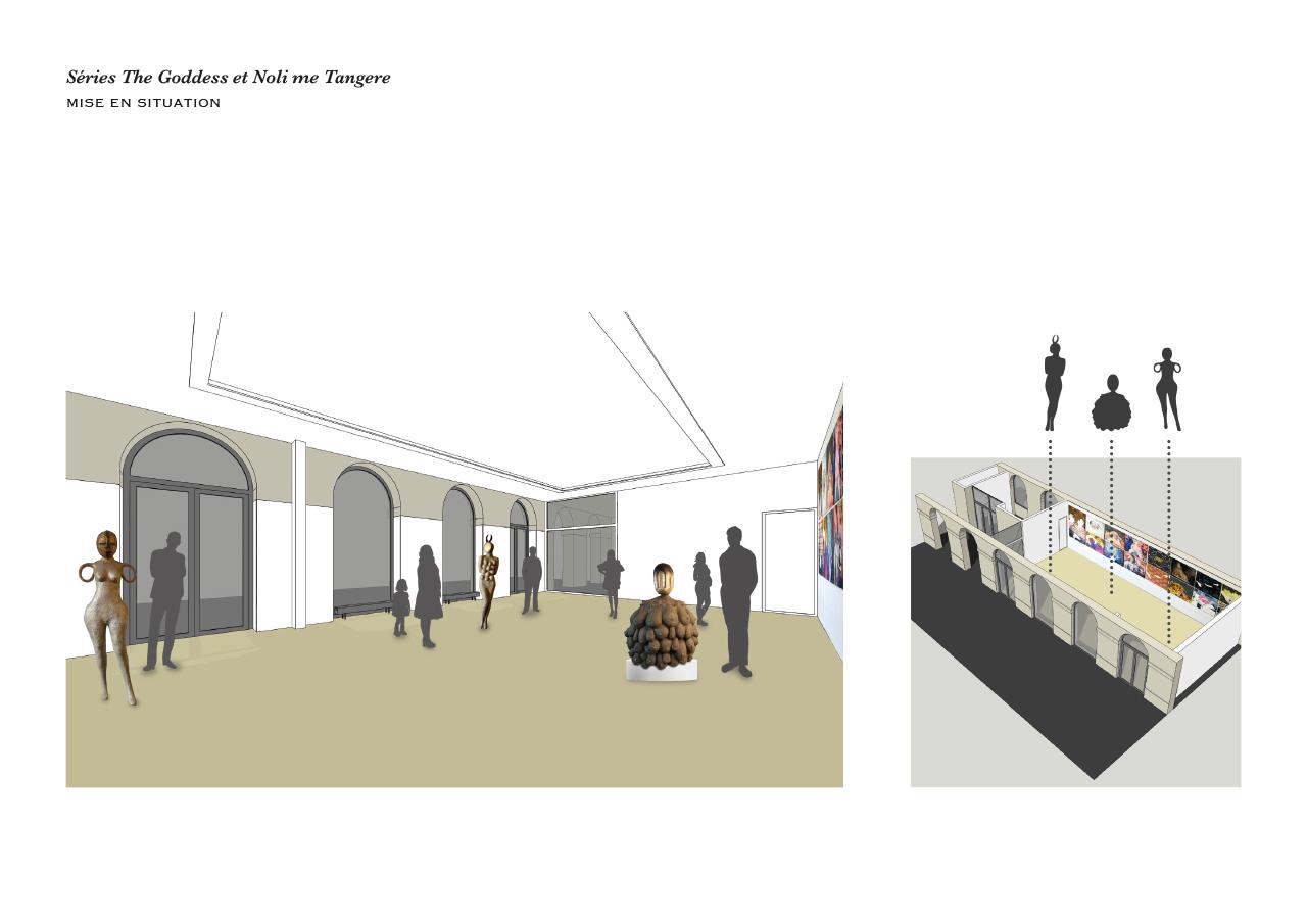 Mael Denegri graphisme mise en page dossier concours réalisé par Atelierlak